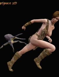 Deepspace3D Alien Monster Rape - part 5