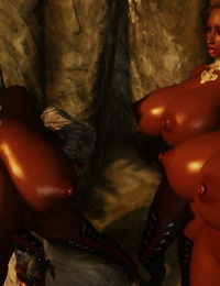 skyrim sex by 里A猫jiggle - part 2
