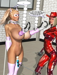 Sex Pets of the Naughty West 22-25 - part 2