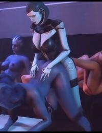foab30 Brief Comics Collection Mass Effect - part 2