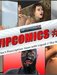 VipCaptions VipComics #6.2 Heads With Any Liquid