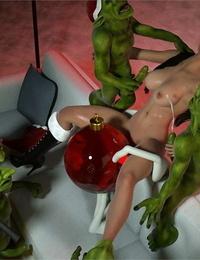 3DZen Carinas Night Before Christmas - part 2