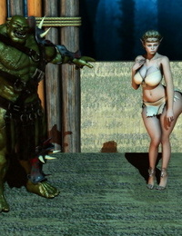 The prize of the orcs. part 1