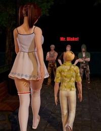 Cured - Mini Giantess comics - Chapter 2 Engulfs Beach Premium Resort