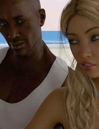 Sexy3DComics – Black Takes White 3