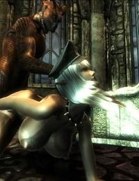 Oblivion - Temper In the action - part 2
