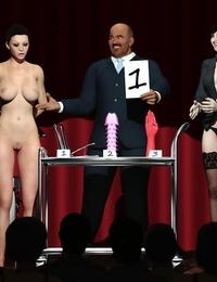 Joe Prahler Domination & submission ass fucking slapping lezdom bondage