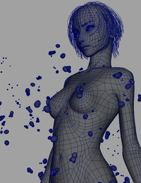 Shade IKEDAN works 3D