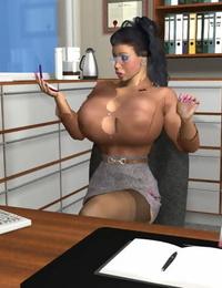 3Darlings Model Kelly Demands