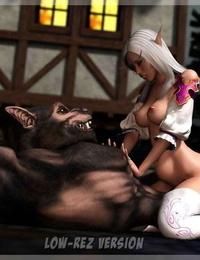 Mongo Bongo Battle of Gilneas World of Warcraft - part 5
