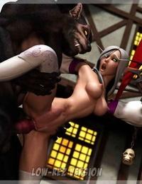 Mongo Bongo Battle of Gilneas World of Warcraft