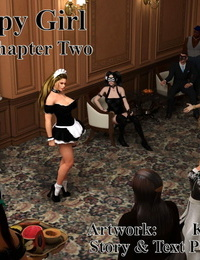 Spy Woman - Chapter 2