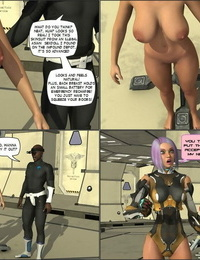 VipCaptions VipComics #5γ Hero of the Federation - part 2