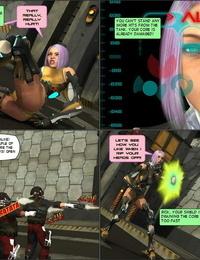 VipCaptions VipComics #5γ Hero of the Federation - part 3