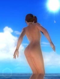 Personal Paradise - Naked Kasumi - Ayane DOA