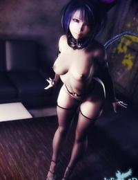Pixiv IvEros-3D collection 3D - part 4