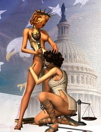 Mongo Bongo Liberty and Justice