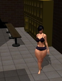 Giantess 3d - part 2