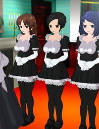 3DCG Maids