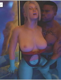 Sexy3DComics Blackmailed 1