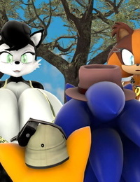 BlueApple Explorers Sonic The Hedgehog