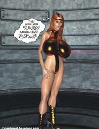 Ebony Heroines Great Intentions