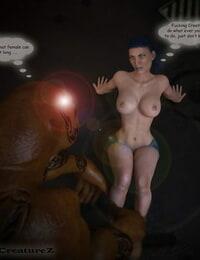 DarkCreaturez Creepy Visitors Episode #1