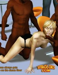 Black Shaft Sex Slave Uncley Sickey 3d Comic +Bonus Comics - part 3