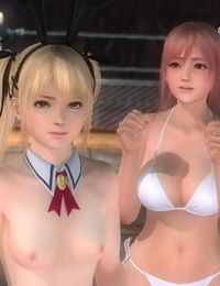 Dead or Alive - Mix up DLC a bit of everything - part 5