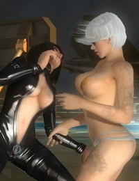 Dead or Alive - MIX DLC a bit of everything