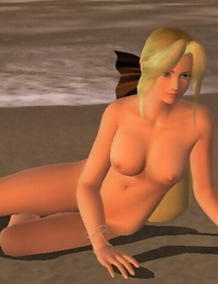 Dead or Alive Xtreme Beach Volleyball Nude Mod Screenshot - part 4