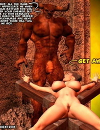 Food For the Gods : Series 2 Accomplish 3d Red Demon Comic