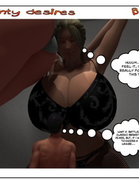 Horny Desires - part 3