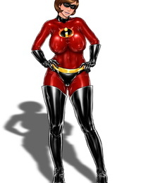The Incredibles : Helen Parr / Elastigirl gallery