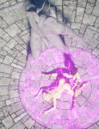 Lord-Kvento World Of Climax Golems Awakening - part 3