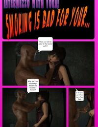 G9Comics galford9 GAIA Rangers Shadow Rangers 2: Book 4 - part 3