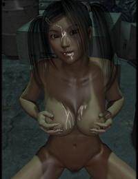 Namahagedou 3D Art - part 3