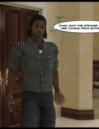Lara Croft - DeTommaso comic - part 3
