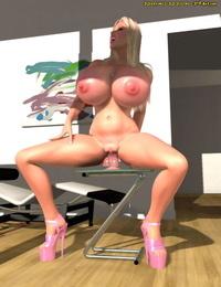 Lisa - Brilliant Pink - part 4