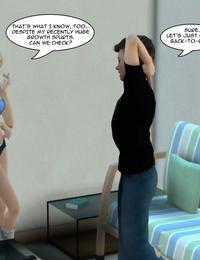 Lengthy Legged Sister - Giantess - MiniGTS