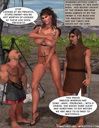 Much Foe Much Honor - part 3