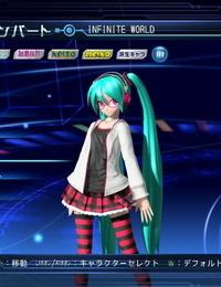 Project Diva Arcade panties - part 3