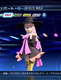 Project Diva Arcade undies - part 5