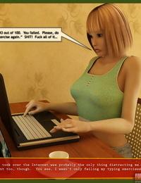 3D The Brilliant Secretary