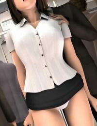 Guilty+ Chikan Densha Otoko 2 ~Densetsu e no Liner~