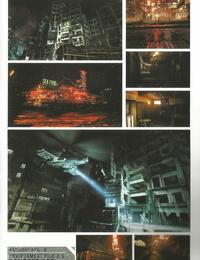 Game Resident Evil 6 Artbook