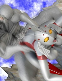 Absinthe VS Unicorn Seijin Ultraman - part 3