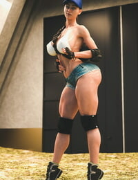 Katie3dx Agent Mia