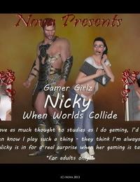 Gamer Girlz - Nicky