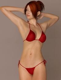 maxsmeagolRed Swimsuit